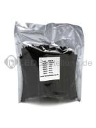 Schrumpfschlauch-Set schwarz 1mm - 10mm Durchmesser 135 teilig 10cm lang
