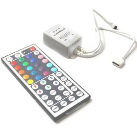 RGB Controller mit 44 Tasten Fernbedienung 1 Ausgang für RGB Leisten