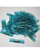 Stoßverbinder blau 1,5mm²-2,5mm² Schrumpfverbinder Kabelverbinder