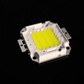 30W LED SMD Power Chip neutralweiß Wärmeleitpaste Lampe Licht COB 3000 lm hell