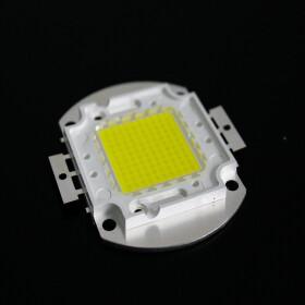 100W LED SMD Power Chip neutralweiß Wärmeleitpaste Lampe Licht COB 11000 lm hell