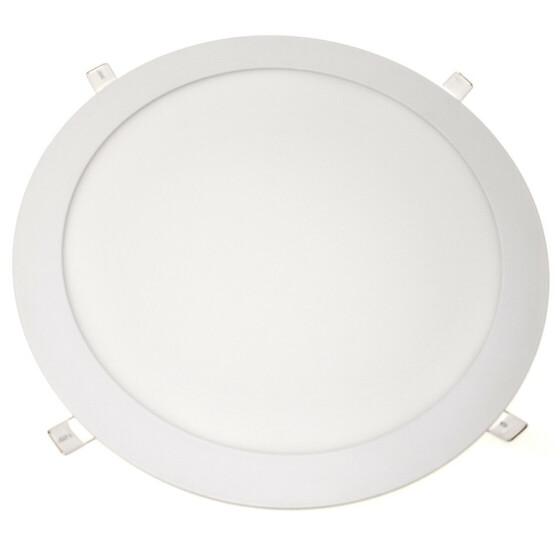 25W LED Ultraslim Panel weiß eckig 4000K neutralweiß Deckenlampe Einbaustrahler Lampe