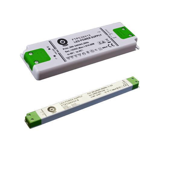 POS Netzteil Serie FTPC Konstante Spannung und Stromstärke Plastikgehäuse
