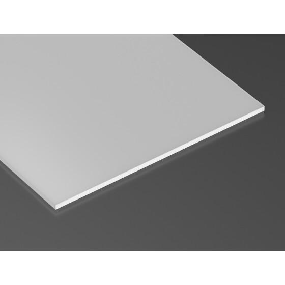 Profil Abdeckung TIANO aus Plexi-Glas