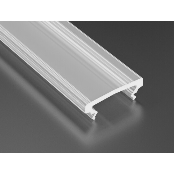 Profil Abdeckung HIGH aus PVC