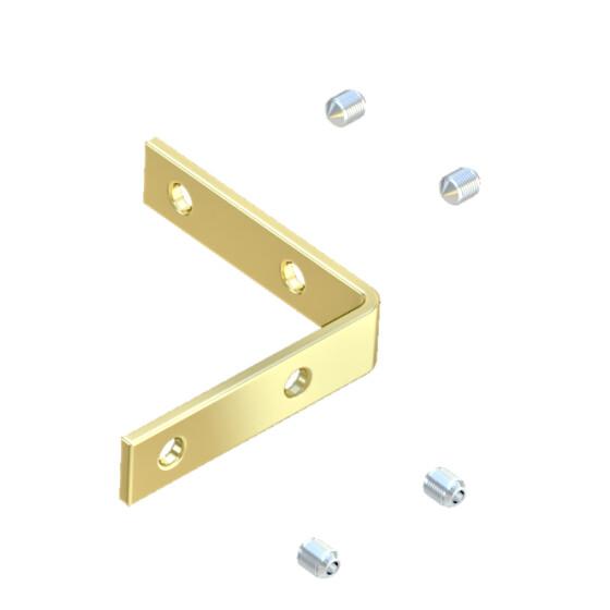 Winkelverbinder quer - SET