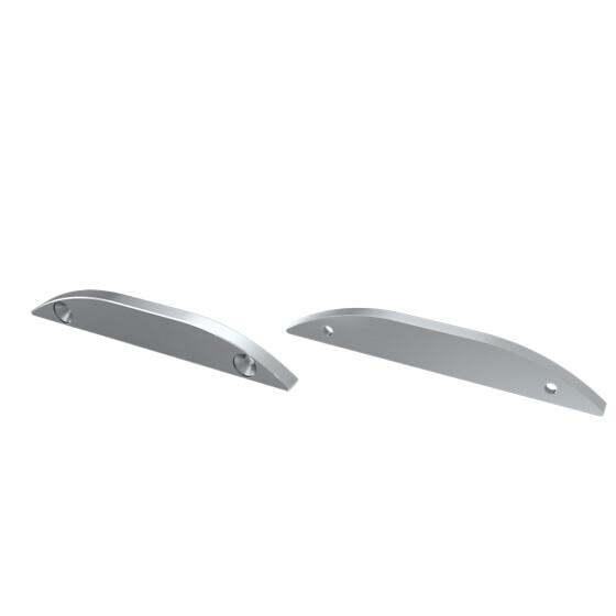 Endkappe für Profil RETO aus Aluminium