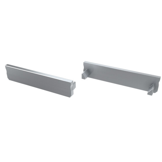 Endkappe für Profil SOLIS aus Aluminium