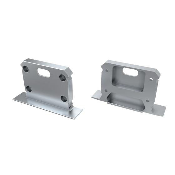 Endkappe für Profil INTALIA aus Aluminium