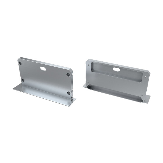 Endkappe für Profil INLARGO aus Aluminium
