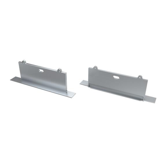 Endkappe für Profil SORGA aus Aluminium