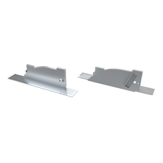Endkappe für Profil PERO aus Aluminium