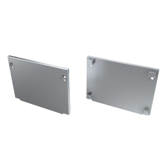 Endkappe für Profil TALIA-M3 aus Aluminium