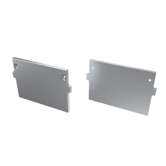 Endkappe für Profil TALIA-M4 aus Aluminium
