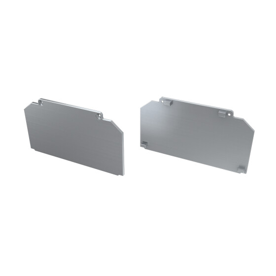 Endkappe für Profil LARGO-M3 aus Aluminium