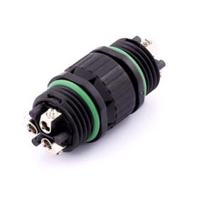 wasserfeste Anschlussstecker M675 IP67 max. 10A 250V AC