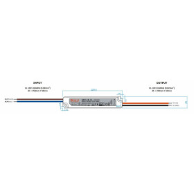 GLP GPV-18 18W Netzteile IP67 Konstantspannung GPV Serie