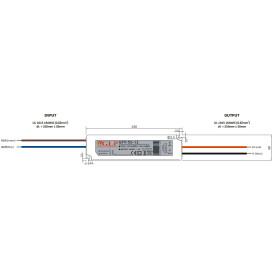 GLP GPV-50 50W Netzteile IP67 Konstantspannung GPV Serie