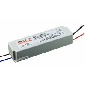 GLP GPV-100 100W Netzteile IP67 Konstantspannung GPV Serie