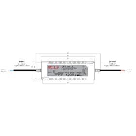 GLP GPV-200 200W Netzteile IP67 Konstantspannung GPV Serie