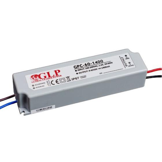 GLP GPC-60 60W Netzteile IP67 Konstantstrom  GPC Serie