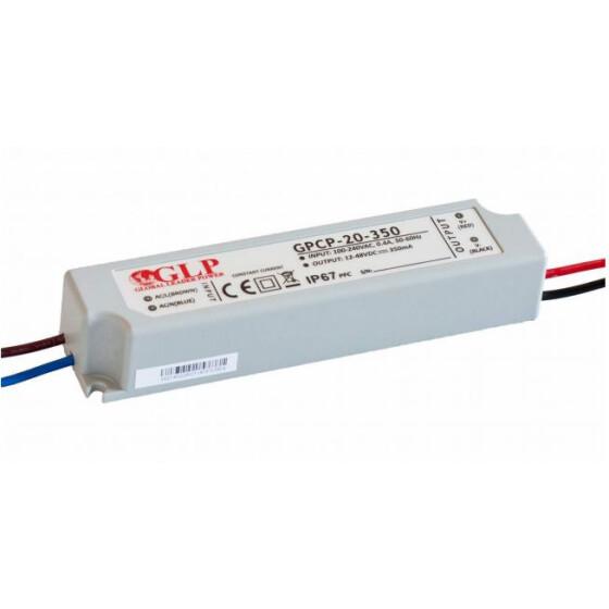 GLP GPCP-20 20W Netzteile IP67 Konstantstrom mit PFC GPCP Serie