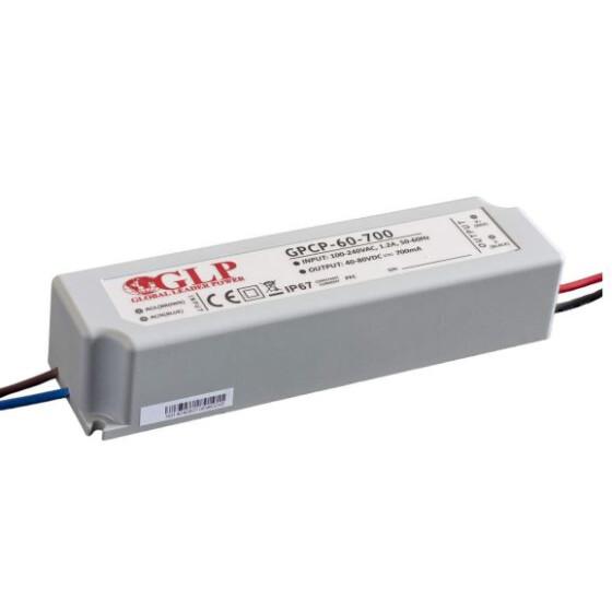 GLP GPCP-60 60W Netzteile IP67 Konstantstrom mit PFC GPCP Serie