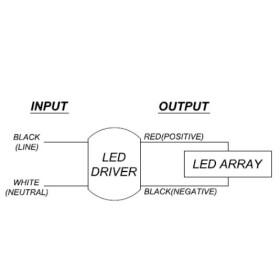 GLP DPCR-16 16W 21~40V 400mA Netzteil rund Kunststoff IP54 Konstantstrom DPCR Serie DPCR-16-400