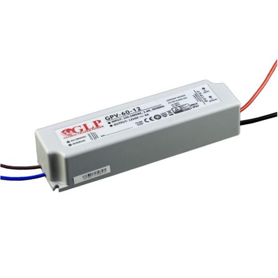 GLP GPV-60 60W 15V 4A Netzteil IP67 Konstantspannung GPV Serie GPV-60-15