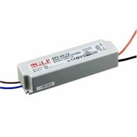 GLP GPV-60 60W 36V 1.67A Netzteil IP67 Konstantspannung GPV Serie GPV-60-36