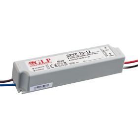 GLP GPVP-35 36W 24V 1.5A Netzteil IP67 Konstantspannung mit PFC GPVP Serie GPVP-35-24