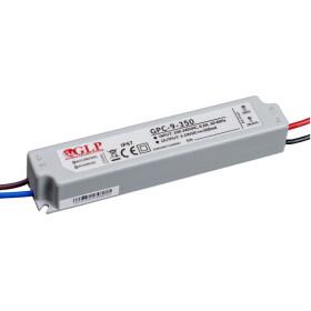 GLP GPC-9 8,4W 2~12V 700mA Netzteil IP67 Konstantstrom GPC Serie GPC-9-700