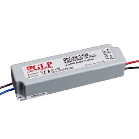 GLP GPC-60 63W 9~36V 1750mA Netzteil IP67 Konstantstrom GPC Serie GPC-60-1750