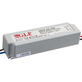 GLP GPCP-60 58.8W 20~42V 1400mA Netzteil IP67 Konstantstrom mit PFC GPCP Serie GPCP-60-1400