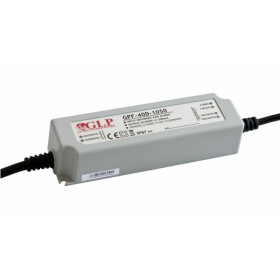 GLP GPF-40D 42W 24~40V 1050mA dimbares Netzteil IP67 Konstantstrom mit PFC 3 in 1 Dimmen GPF Serie GPF-40D-1050