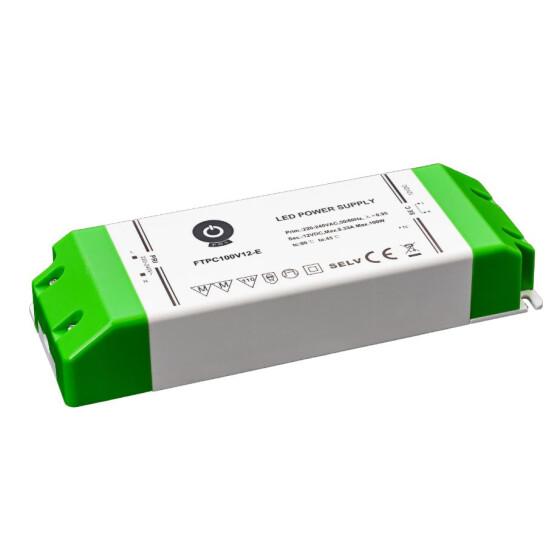 POS Netzteile 24V 4,17A Konstantspannung Kunsstoffgehäuse Serie FTPC-E