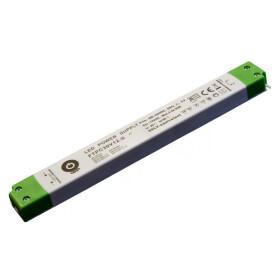POS Netzteile schmal 12V 2,5A Konstantspannung Kunsstoffgehäuse Serie FTPC-S