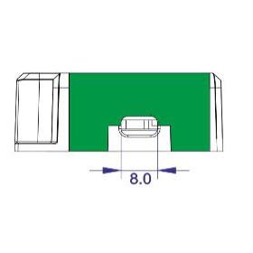 POS TRIAC Phasen Dimmung Netzteile 24V 1,25A Konstantstrom Kunsstoffgehäuse Serie FTPC-D
