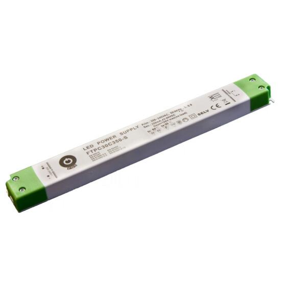 POS Netzteile 350mA 43~86V Konstantstrom Kunsstoffgehäuse Serie FTP8