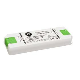 POS Netzteile 2100mA 14,5~28,5V Konstantstrom Kunsstoffgehäuse Serie FTP8