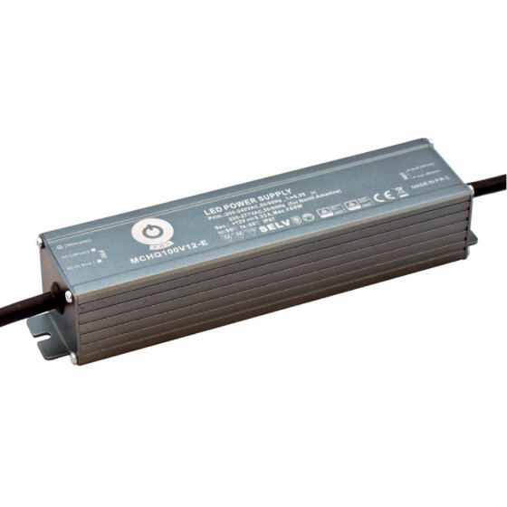 POS Netzteile 12V 8,3A Konstantspannung Metallgehäuse Serie MCHQ