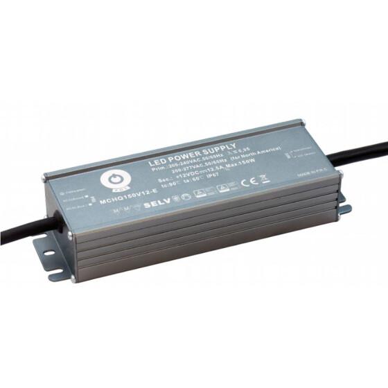 POS Netzteile 12V 12,5A Konstantspannung Metallgehäuse Serie MCHQ