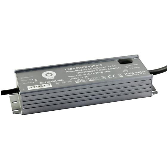 POS Netzteile 24V 10,4A Konstantspannung und Konstantstrom Metallgehäuse Serie MCHQ