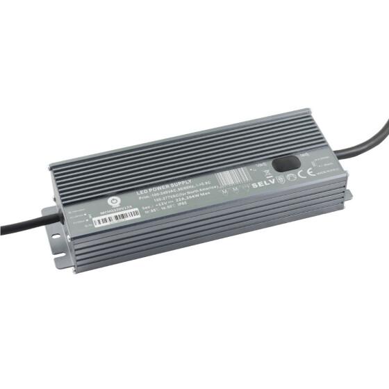 POS Netzteile 24V 13,34A Konstantspannung und Konstantstrom Metallgehäuse Serie MCHQ