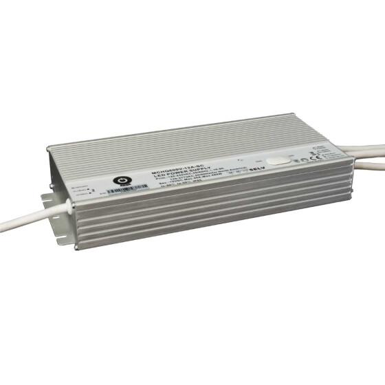 POS Netzteile 12V 40A Konstantspannung und Konstantstrom Metallgehäuse Serie MCHQ