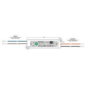 POS Netzteile 12V 5A Konstantspannung Metallgehäuse Serie POS