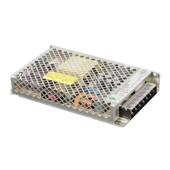 POS Netzteil 5V 26A 12V Konstantspannung Metallgehäuse POS-C Serie