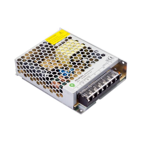 POS Netzteil 24V 4,5A 12V Konstantspannung Metallgehäuse POS-C Serie