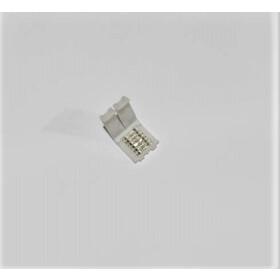 Verbinder LED Streifen RGBCCT 6PIN 12mm ohne Löten