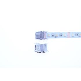 DEMODU SCON-STS-5P-12-IP65 RGBW LED Streifen Verbinder 5...